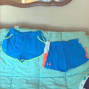 Under Armour youth shorts